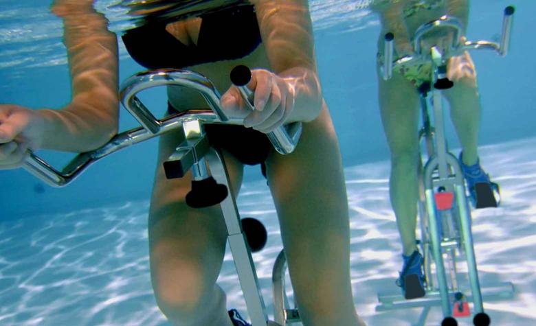 Aquabike para emagrecer no verão