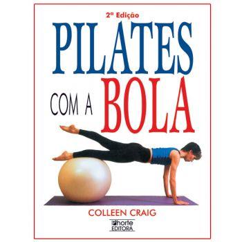 livro pilates com bola