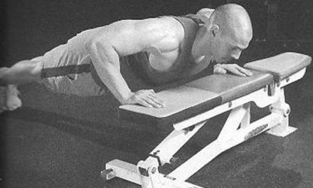 Flexão de braços: variações