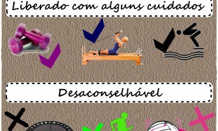 Dicas de exercícios para quem tem hérnia de disco