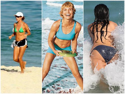 Opções de exercícios para fazer nas férias