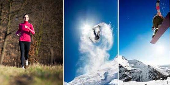 Opções de exercícios para fazer nas férias – em locais frios