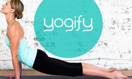 Programa completo de Yoga em aplicativo mobile