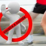 O que é a coceira no corpo quando faço caminhada ou corrida?