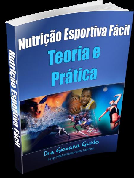 Aprenda sobre nutrição esportiva
