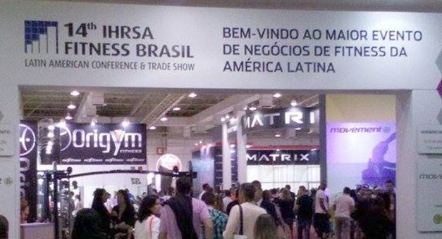 14 IHRSA Fitness Brasil – Poucas novidades, muitas oportunidades