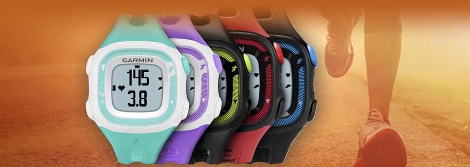 Forerunner 15  treinador de pulso com monitor cardíaco