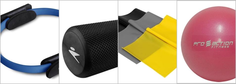 Material para pilates em casa