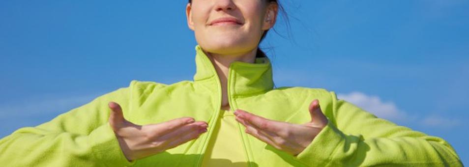 Como a respiração afeta o condicionamento físico?