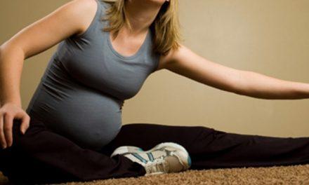 Benefícios dos exercícios na gestação