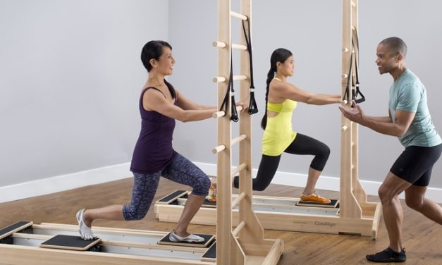 Physio Pilates apresenta novo CoreAlign na 16ª IHRSA Fitness Brasil 2015