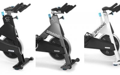 Lançamento bike para Spinning (Ciclismo Indoor) da Precor