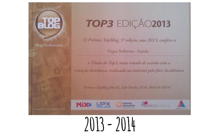 Top Blog 2013-2014