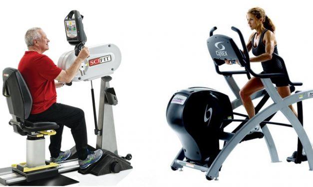 Life Fitness apresenta Cybex e SCIFIT na Rio Sports Show