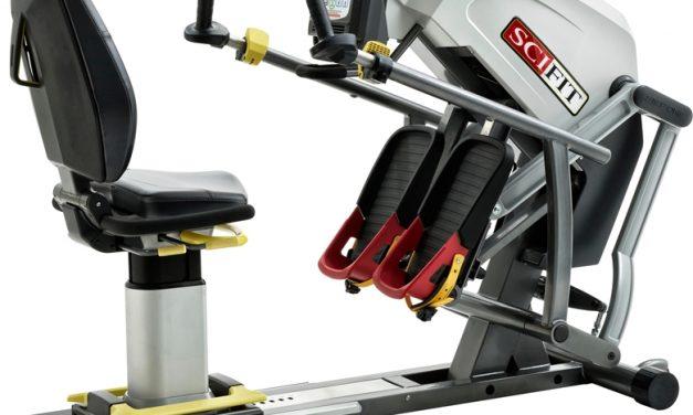 StepOne SCIFIT, equipamento para terceira idade e reabilitação