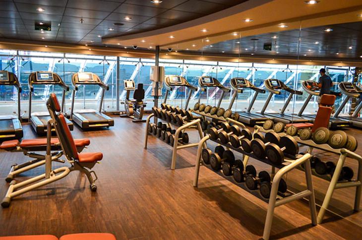 cruzeiro fitness experiencia wellness MSC