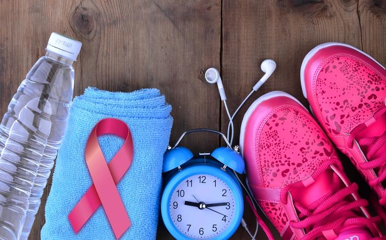 exercício e câncer de mama