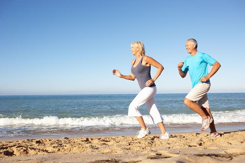 exercício aos 50 anos