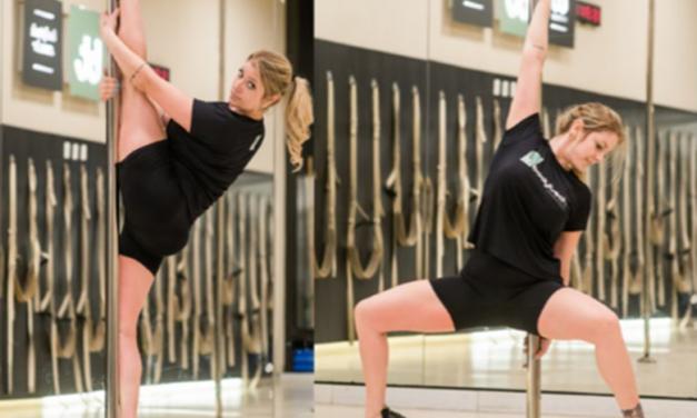 Aula de Pole Dance é a novidade da Bodytech
