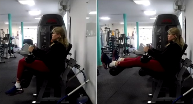 Exercícios para posteriores da coxa – isquiotibiais