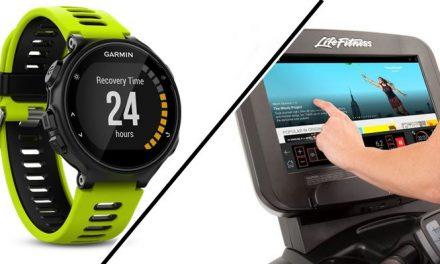 Parceria Life Fitness e Garmim. Mais conforto para o consumidor.