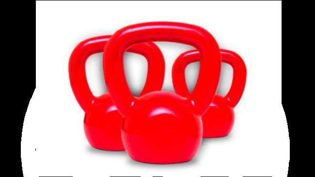 exercício funcional kettlebell