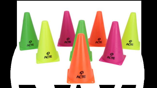exercício funcional cones