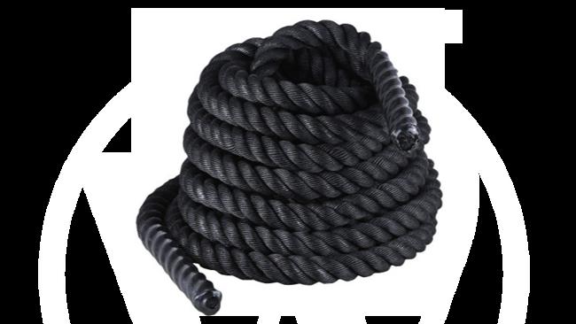 exercício funcional corda naval