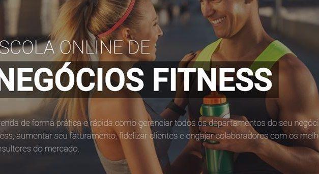 Escola Online de Negócios Fitness: como participar