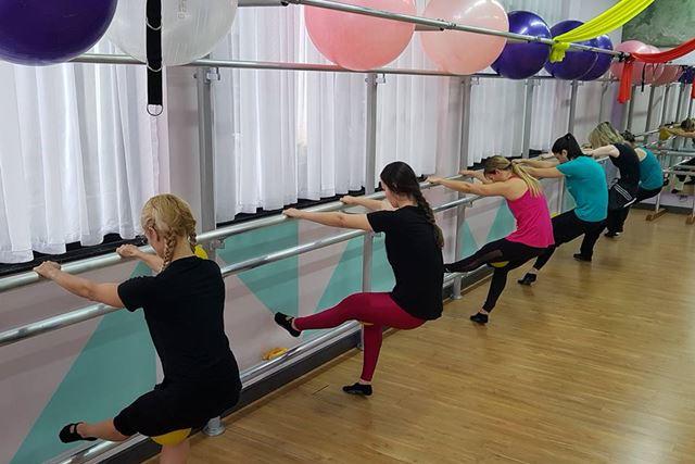 método barre ballet pilates 2