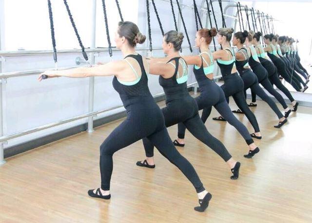 método barre ballet pilates 3