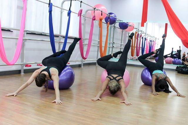 método barre ballet pilates