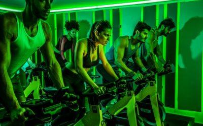 Torq Cycle. Aula de bike indoor turbinada