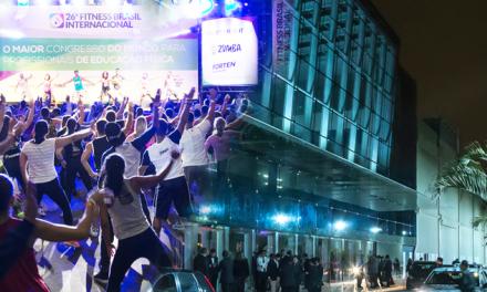 Fitness Brasil Internacional em São Paulo. Novidades para 2018.