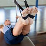 Posição dos pés no Pilates e problemas de digestão, respiração e sexuais.