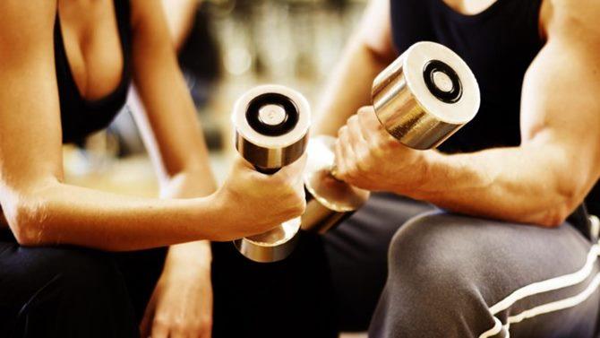 Curso online de musculação