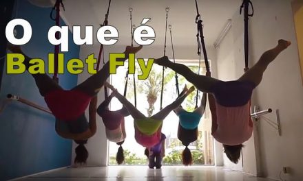 O que é Ballet Fly. Benefícios e quem pode praticar.