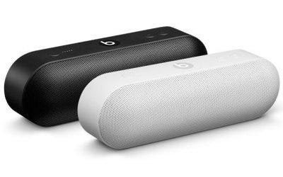 Beats Pill+: caixa de som potente para treinar ao ar livre