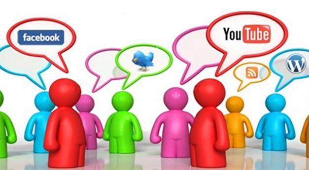 Como usar as mídias sociais a favor da sua carreira