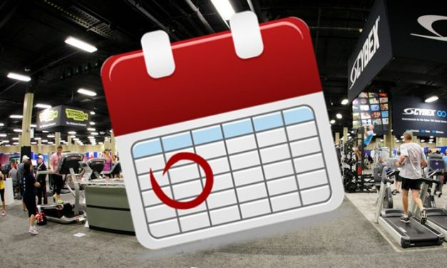 Calendário de Eventos e Cursos – Profissionais de Academia