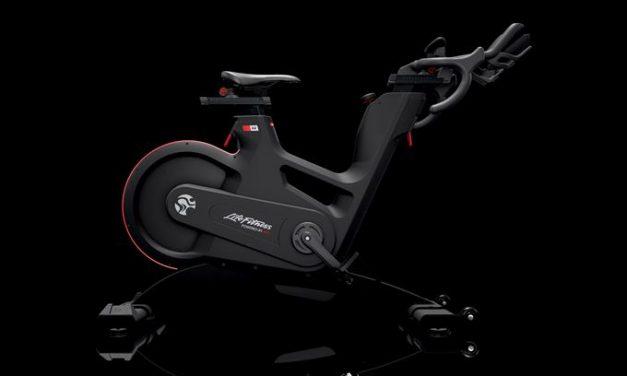 IC8 a nova bike indoor da ICG  que Life Fitness traz para o Brasil.