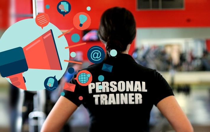 divulgar o trabalho do Personal Trainer
