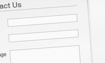 Como criar formulários de contato que não espante o cliente