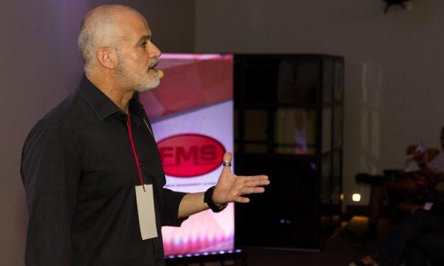 Gestão de resultados na Academia. Palestra com Giancarlo Oliveira.