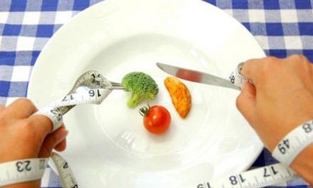 Dieta restritiva pode contribuir para ganho de peso