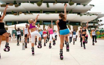 Kangoo Jumps traz novidades para a Fitness Brasil