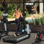 Academia em casa: Life Fitness na Campinas Decor