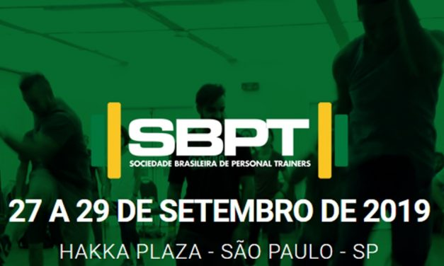 Congresso Brasileiro de Personal Training. Tudo sobre o evento.