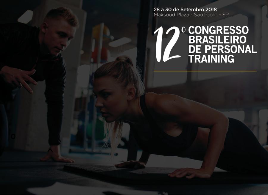 Congresso Brasileiro de Personal Trainning