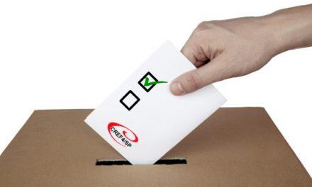 Eleições no CREF. Precisamos falar sobre esse assunto.